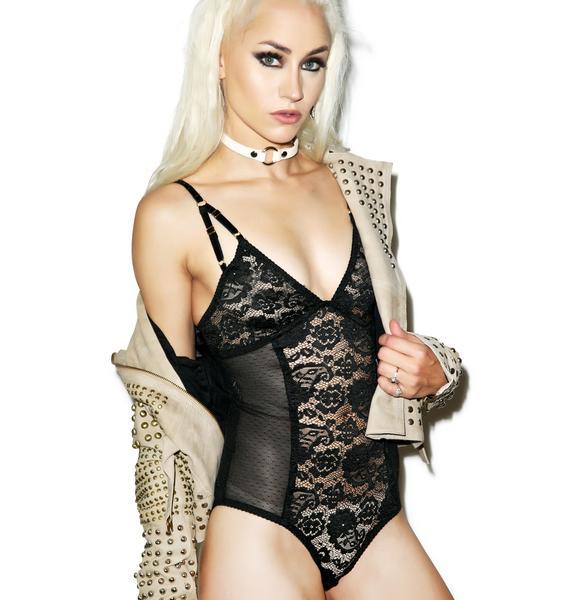 Somedays Lovin Isabel Lace Bodysuit