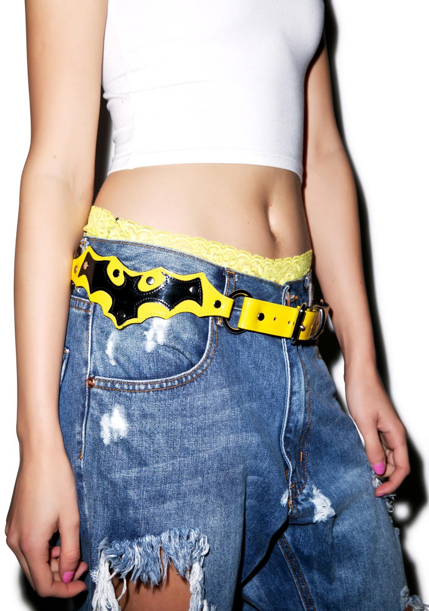 Batty As You Wanna Be Belt