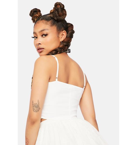 Handle It Lace Cami
