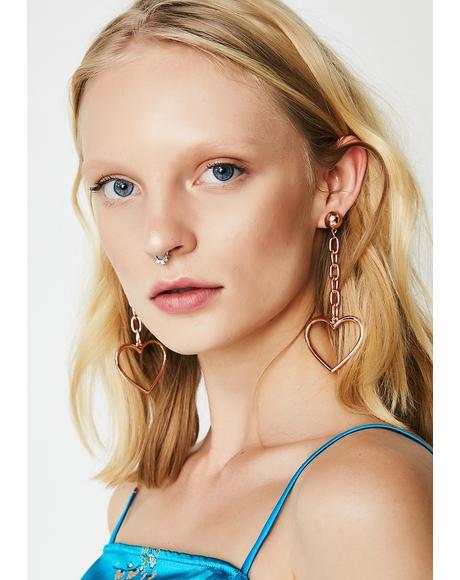 Linking Hearts Earrings