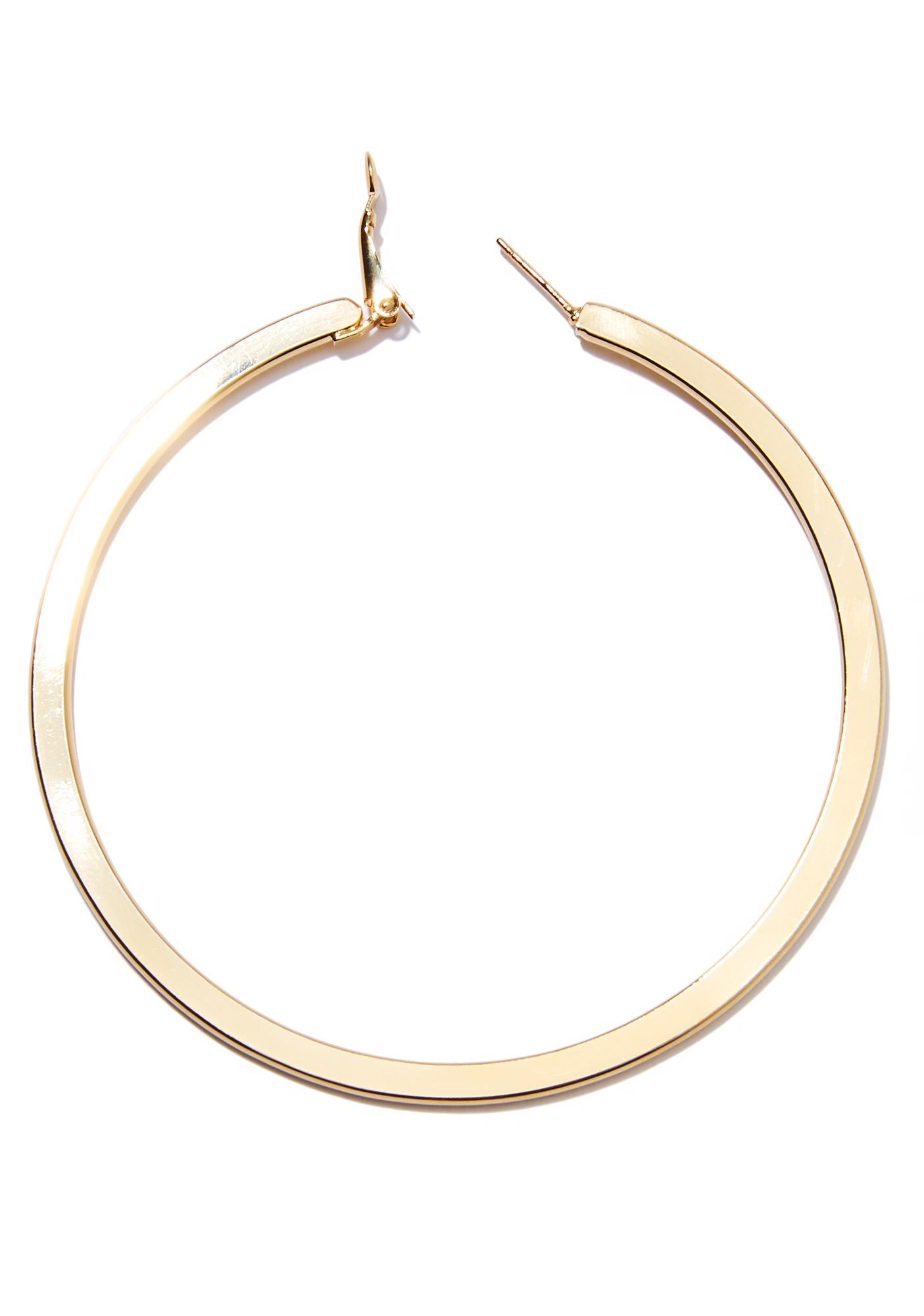 earrings accessories women hoop sale earring medium whistles gold statement flat jewellery