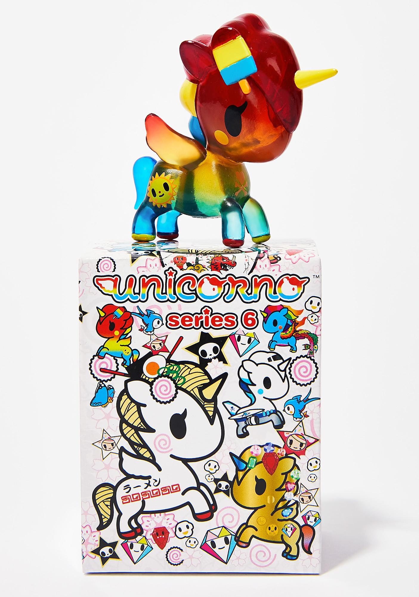 Tokidoki Unicorno Series 6 Blind Box