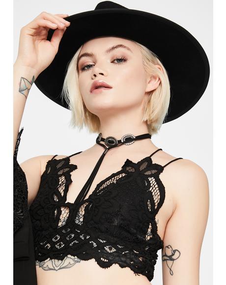 Adella Crochet Bralette