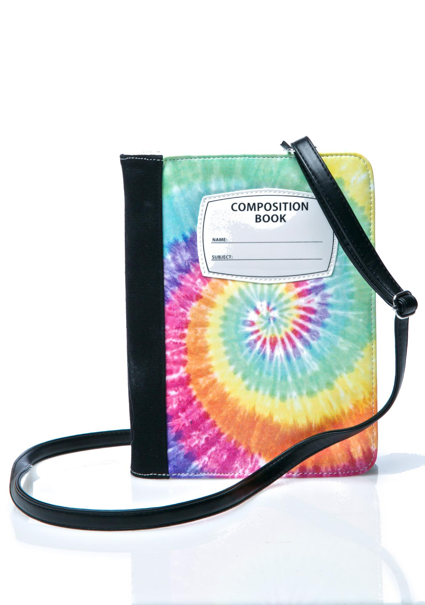 Current Mood Stoner Composition Book Bag