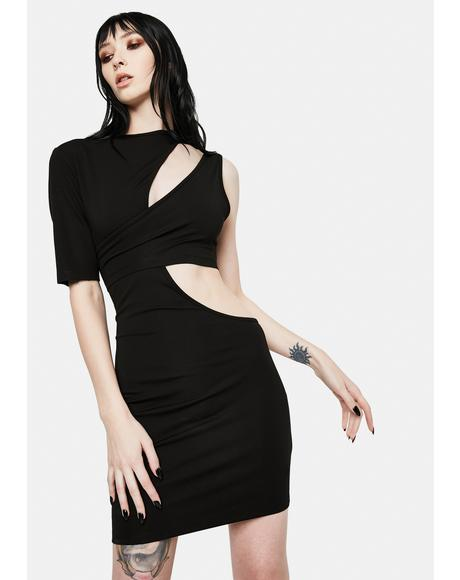 Wylde Cutout Mini Dress