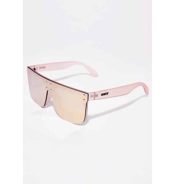 Quay Eyeware x Kylie Hidden Hills Sunglasses