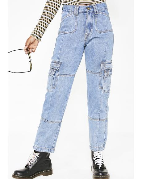 Sky Next Episode High Waist Jeans
