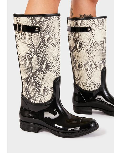Cobra Whatever The Weather Rain Boots