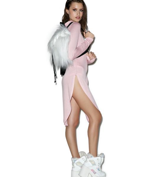 Cutie Reaper Hooded Dress