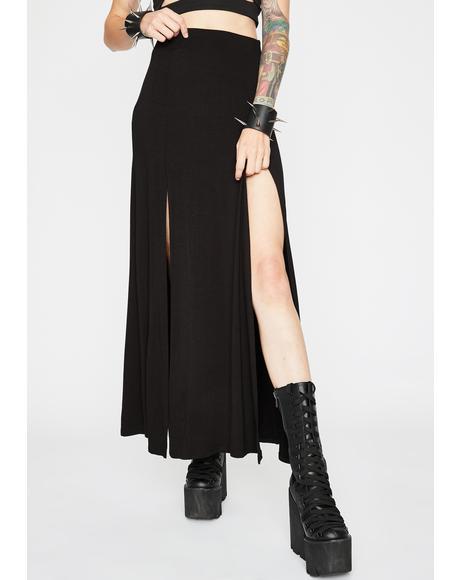 Dancin' Nympho Maxi Skirt