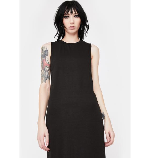 NOCTEX Shield Maxi Dress