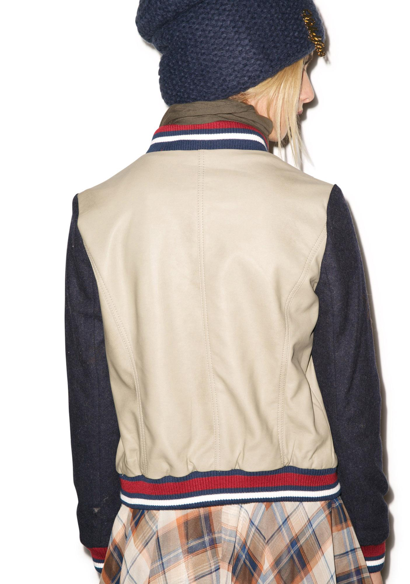 Skippin' Class Varsity Jacket