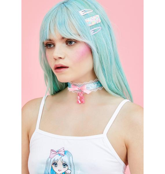 Sweet Treat Gummy Bear Choker