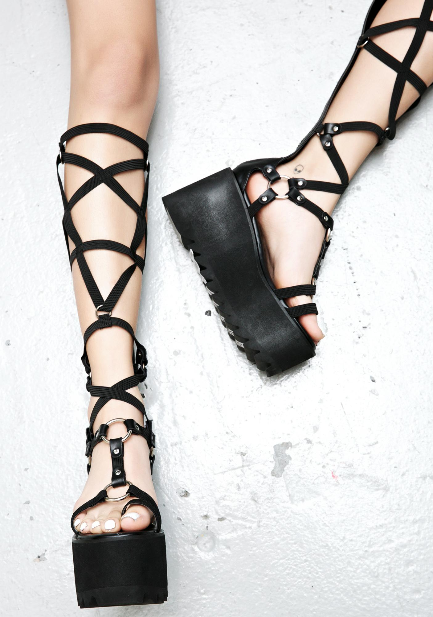 Current Mood Manifesto Gladiator Platforms