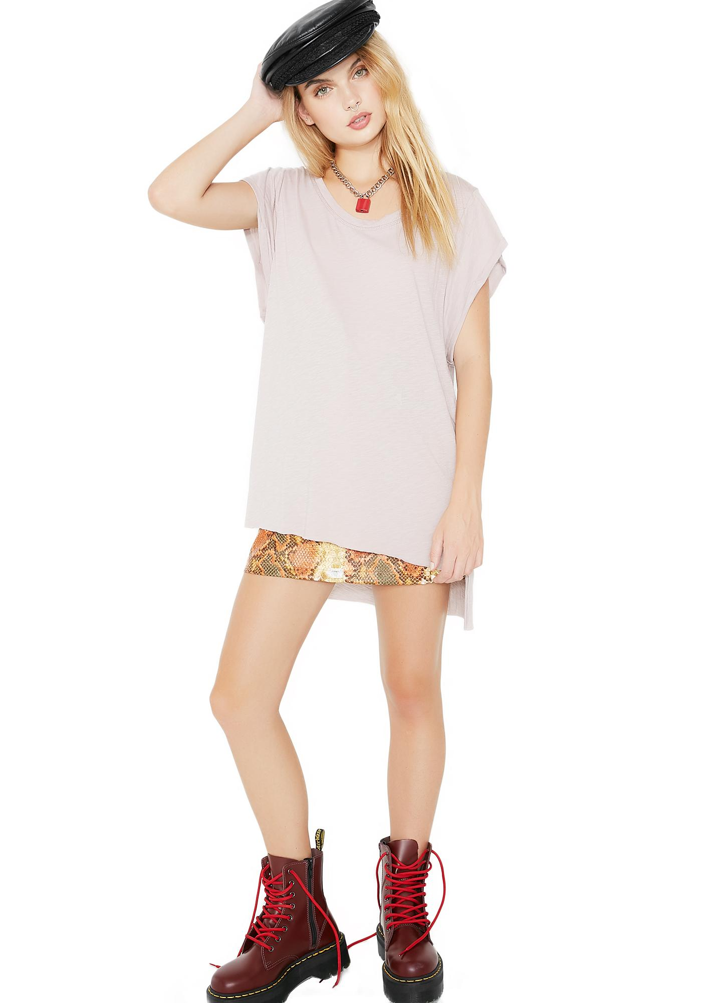 Next Level High-Low Tee