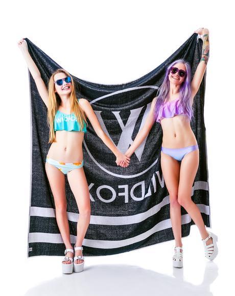 Beach Cruise Best Friend Towel