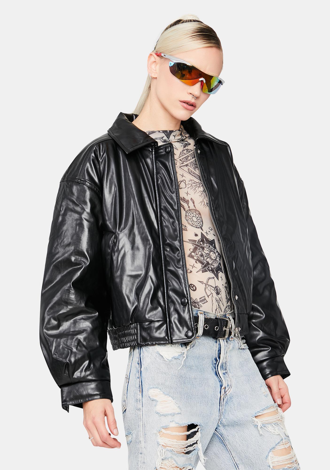 Night Oldie But Goodie Bomber Jacket