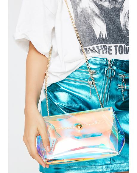 Extraterrestrial Holographic Crossbody