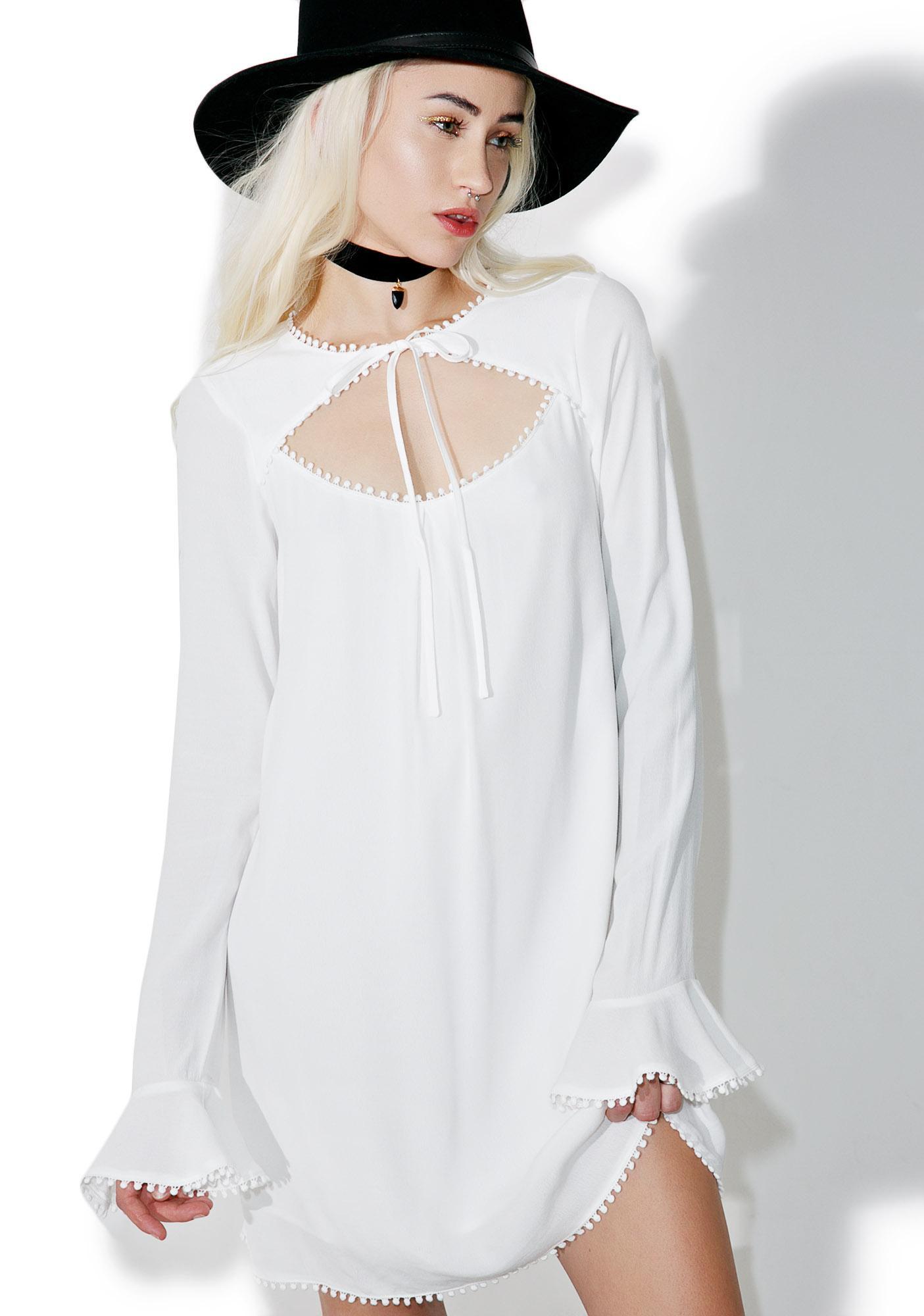 For Love & Lemons Josephina Swing Dress