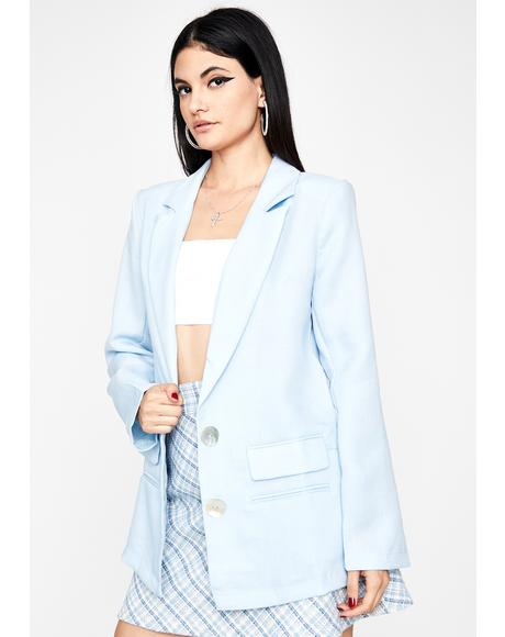 Elite Doll Lightweight Blazer
