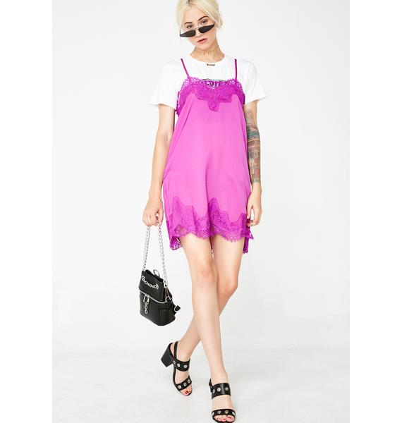 Sweet Minefield Slip Dress