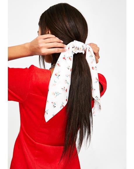 Sweet Sundays Scrunchie Tie