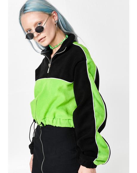 Junk Cropped Jacket