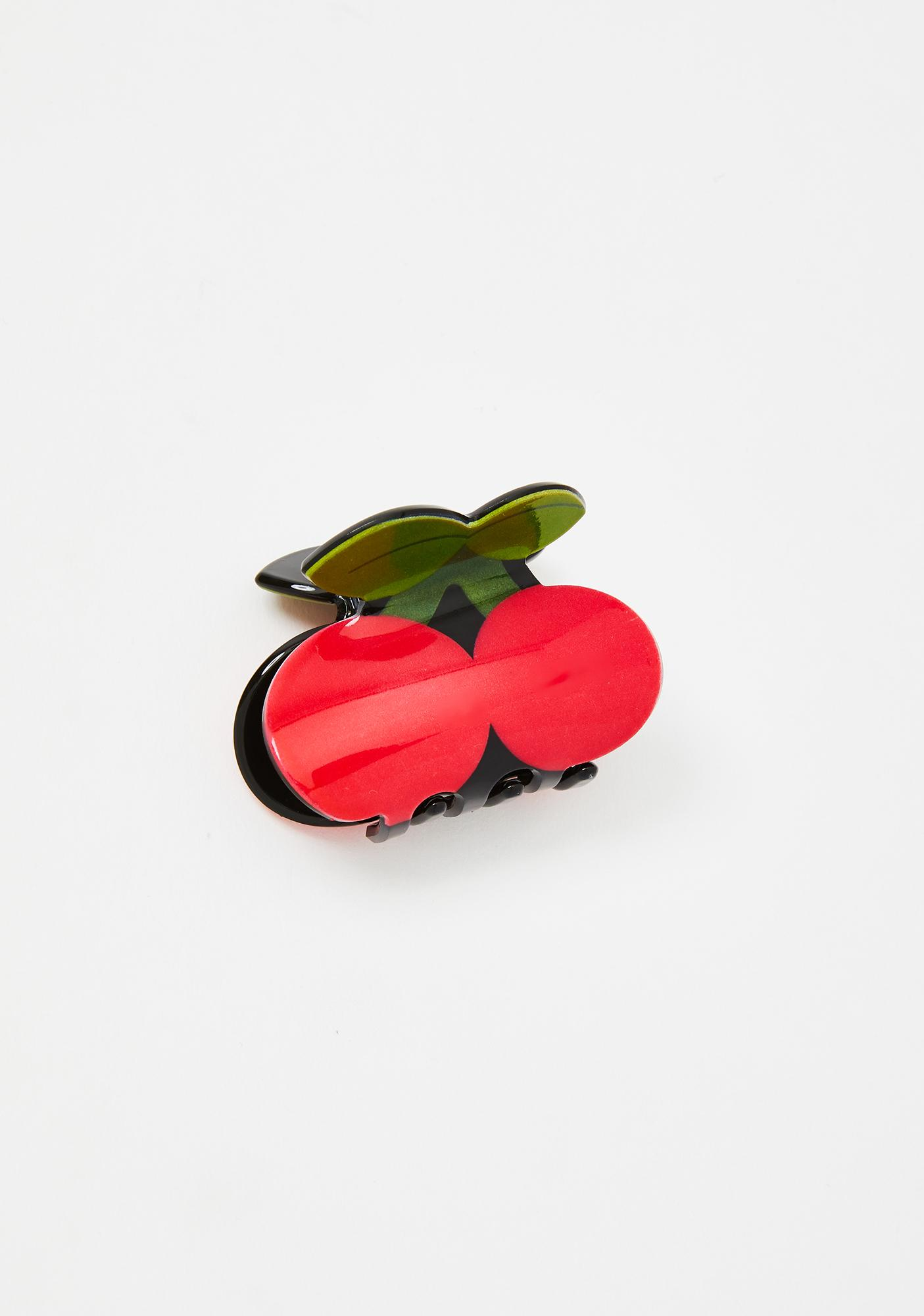 Cherry Delicious Hair Clip