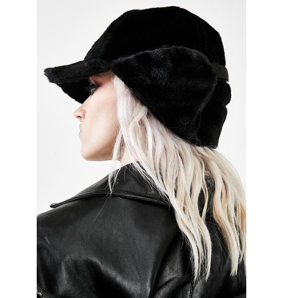 Midnight On The Move Trapper Hat
