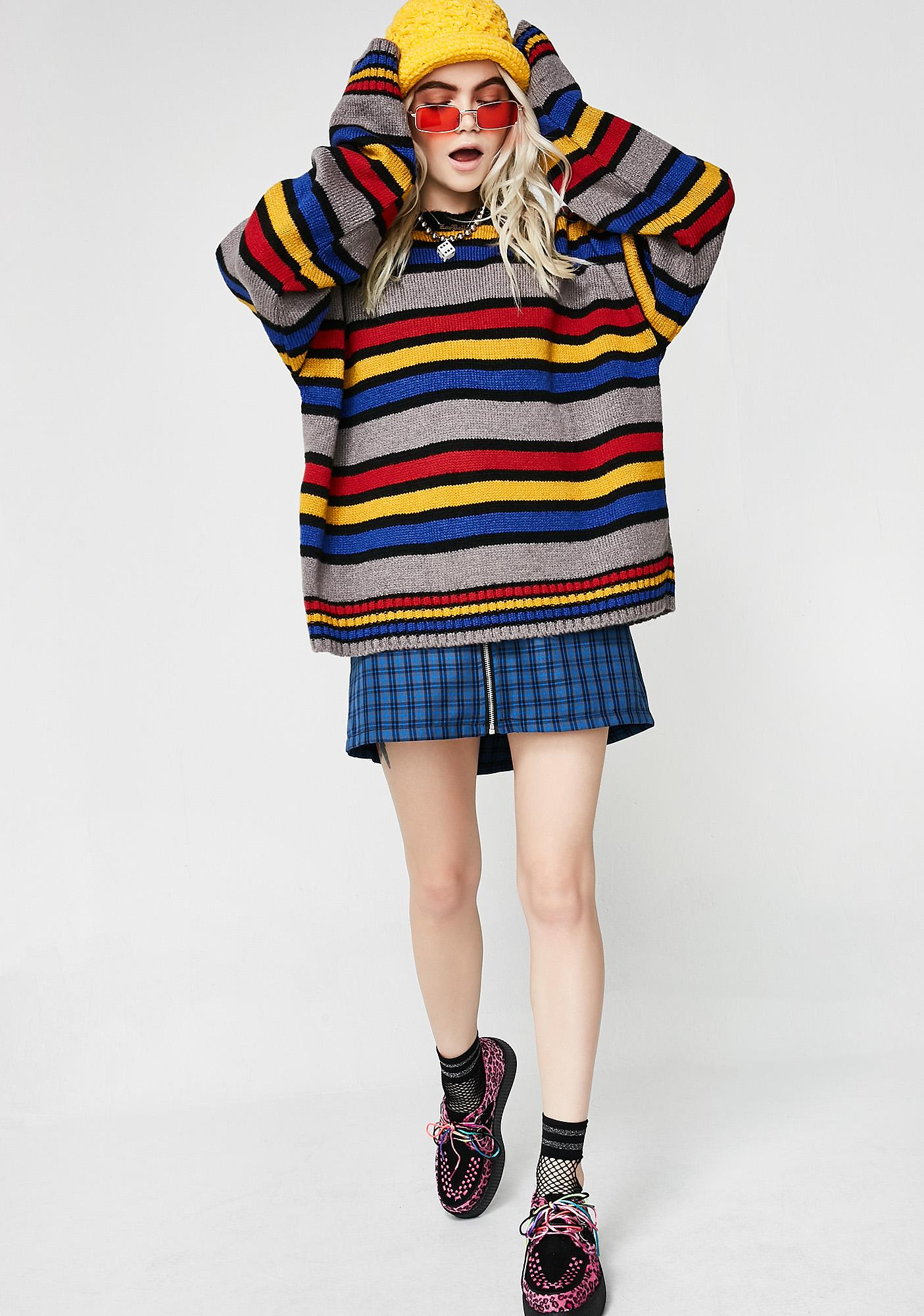 The Ragged Priest Candy Knit