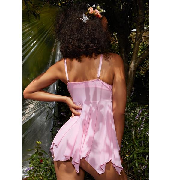 Sugar Thrillz Dream Of Me Lace Set
