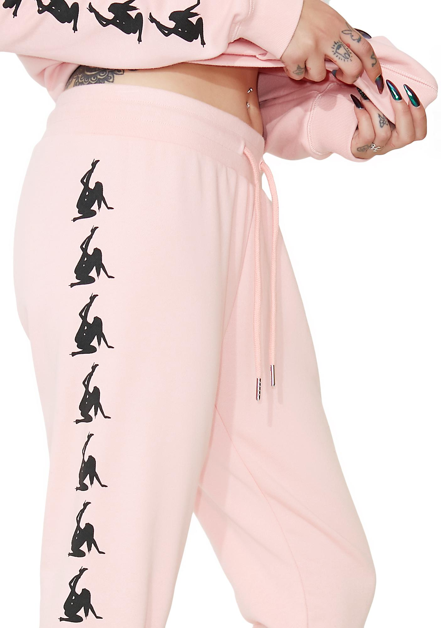 Married to the Mob x Penthouse Dancer Joggers