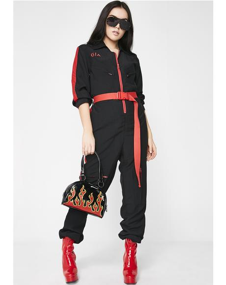Onyx Burn Boiler 2.0 Jumpsuit