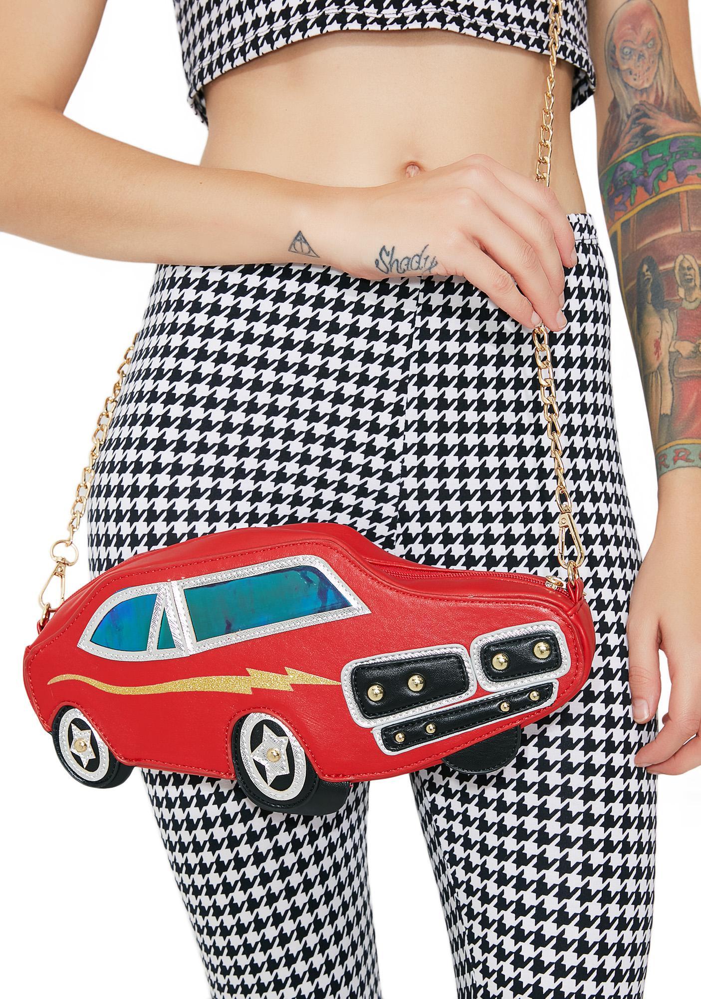 BB Driver Cossbody Bag