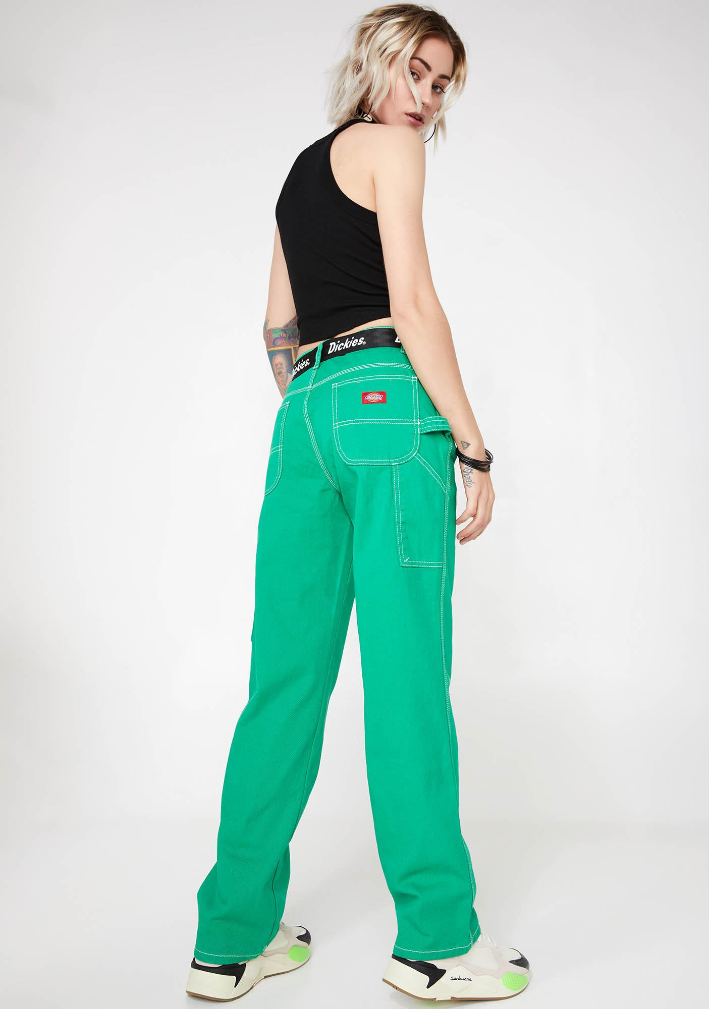 Dickies Girl Kush Carpenter Pants