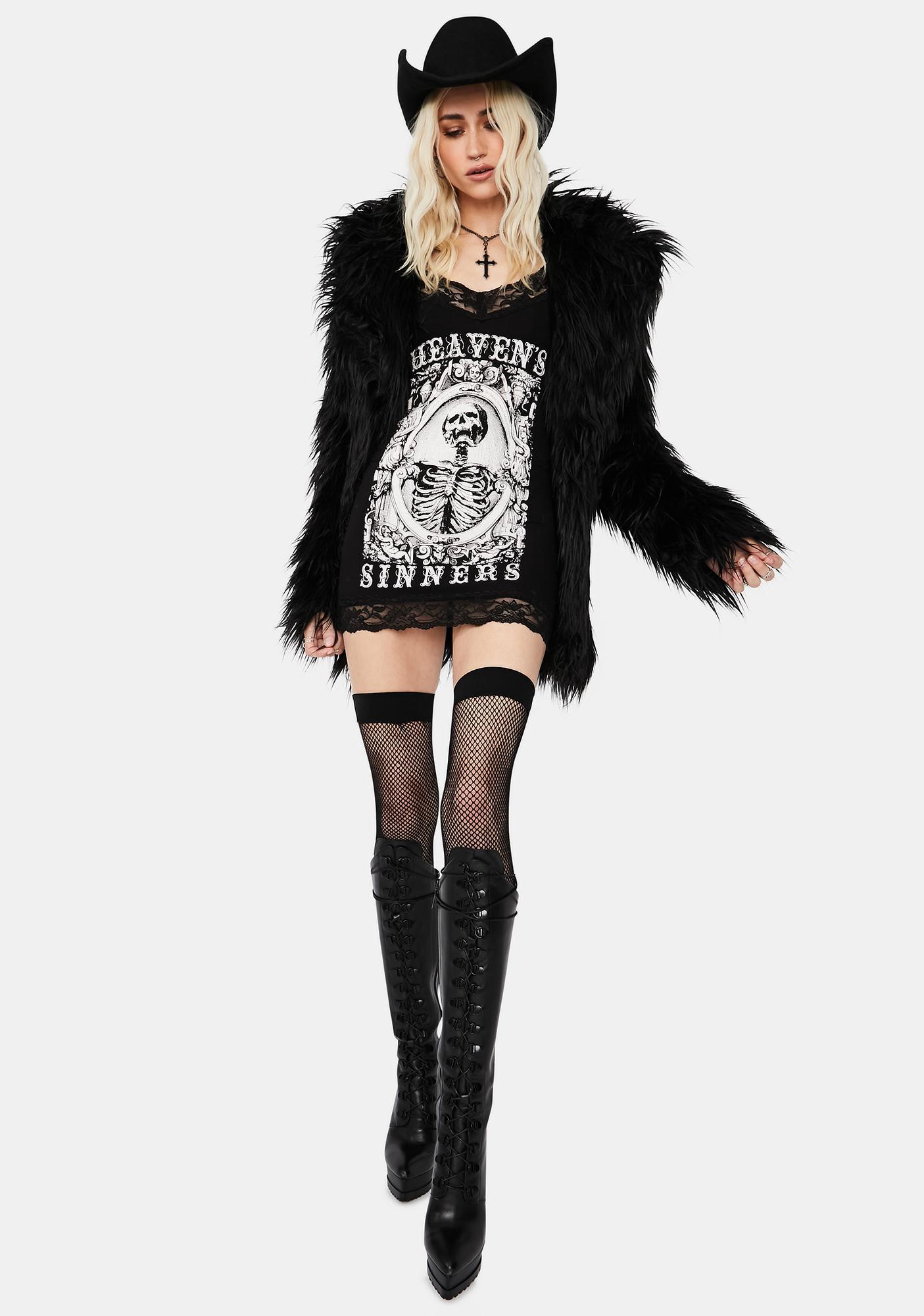 Se7en Deadly Heaven's Sinners Cami Dress
