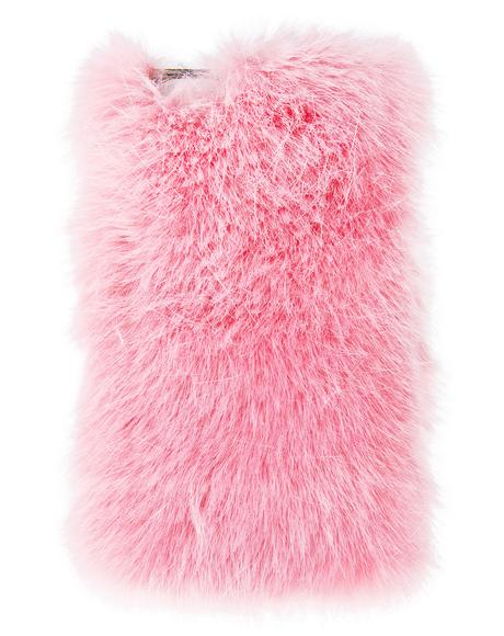 Candy Fur iPhone Case