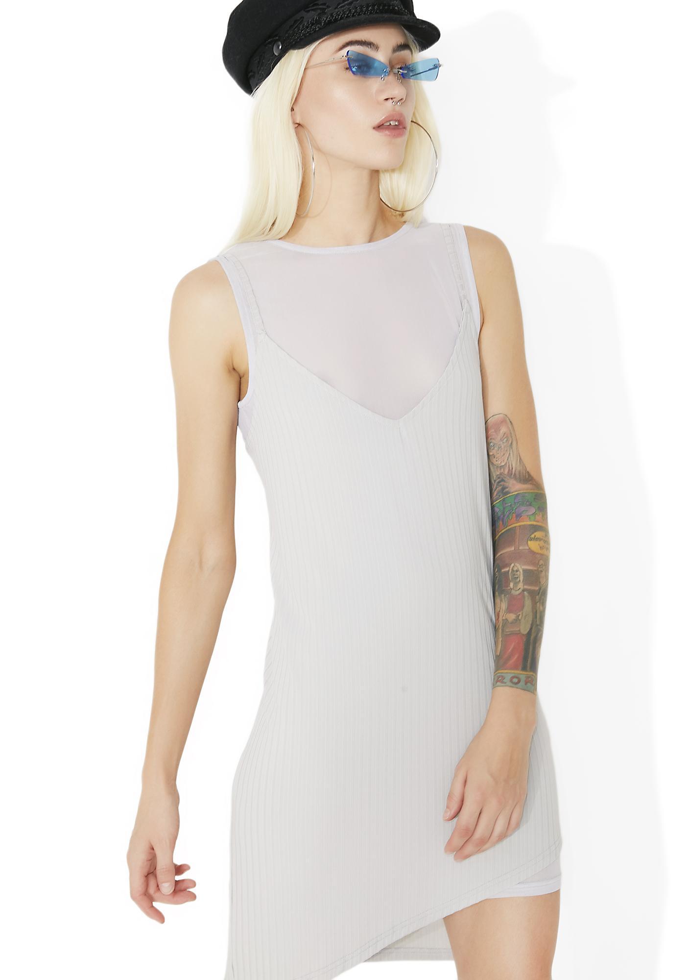 Lira Clothing Slash Dress