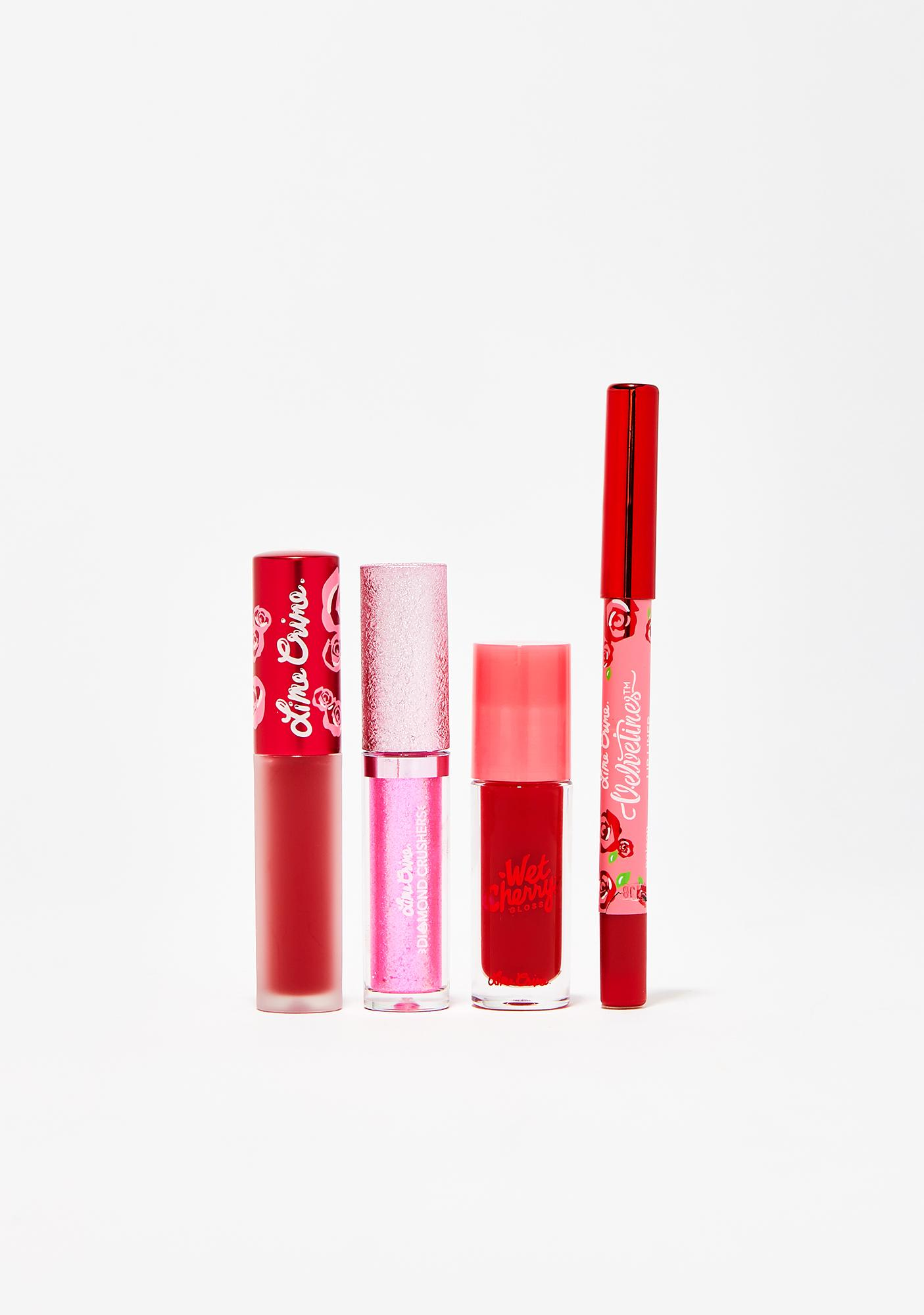 Lime Crime Best Of Lips Reds