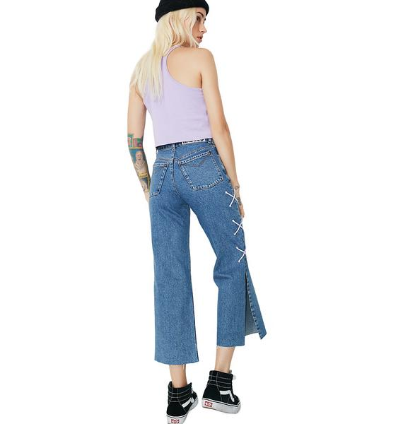 The Ragged Priest Hacker Jeans