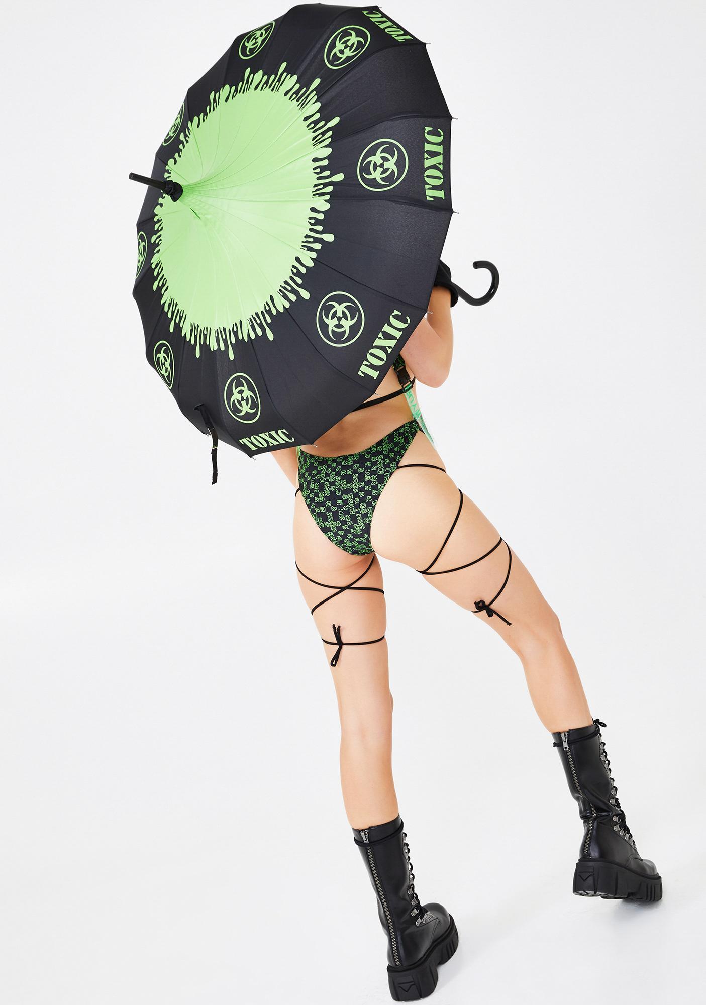 Danger Shield Toxic Umbrella