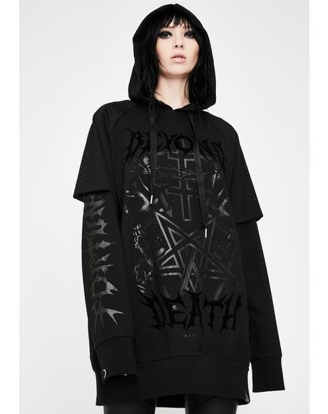 Beyond Death Hooded Tee