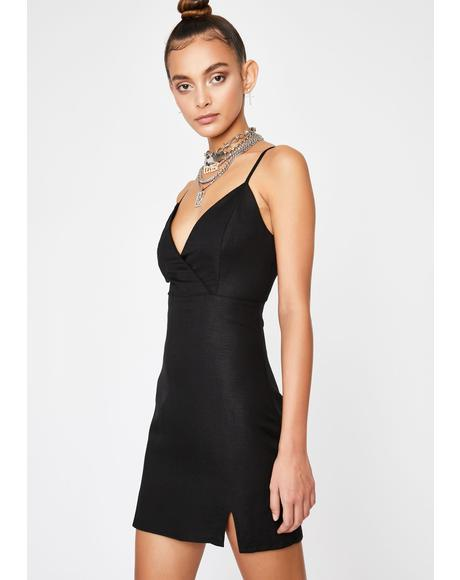Wicked Lunch Date Mini Dress