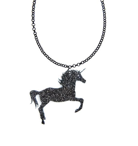 The Last Unicorn Necklace