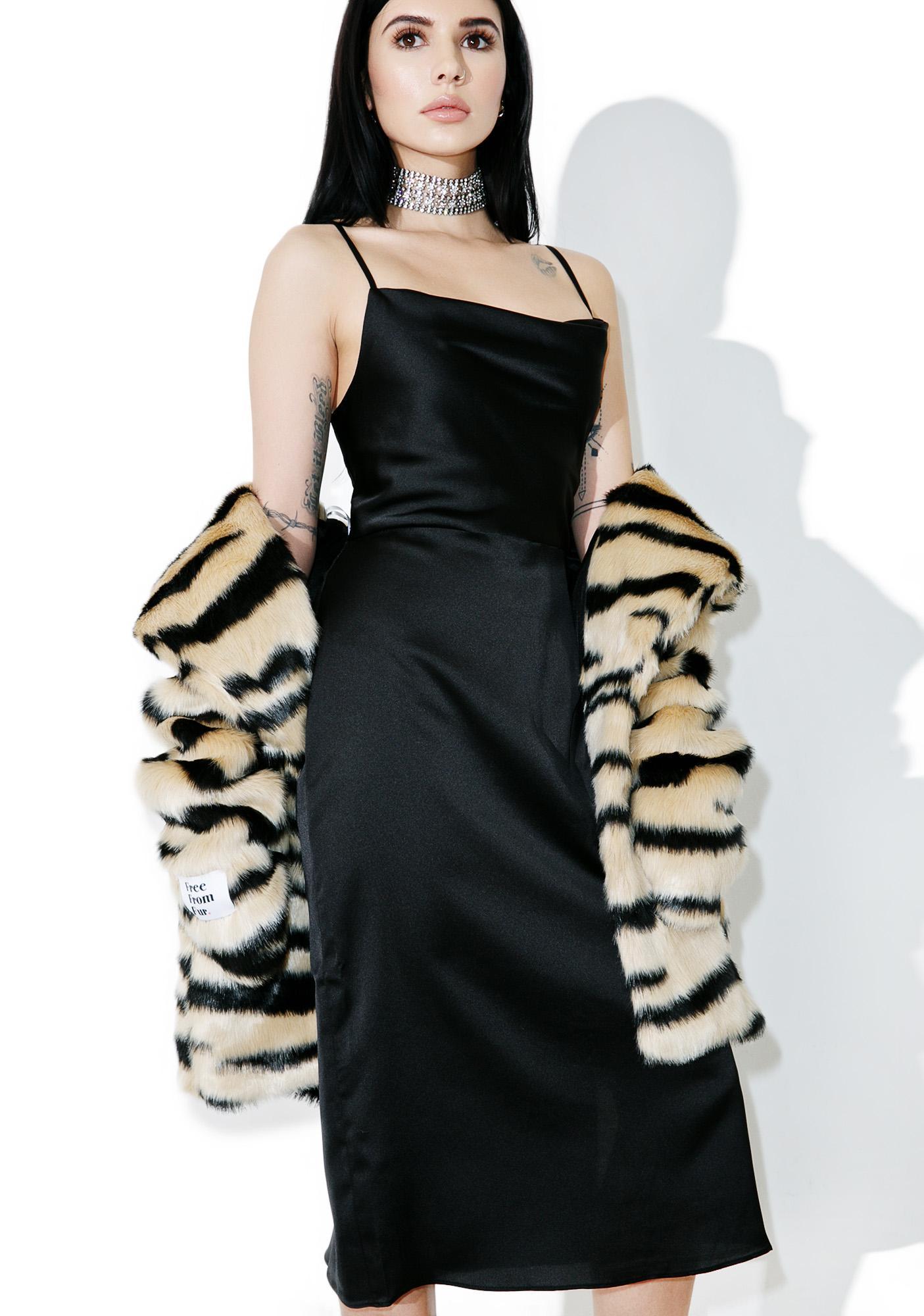 Real Deal Midi Dress