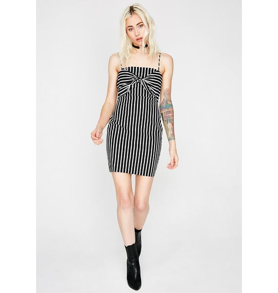 Partner In Crime Mini Dress