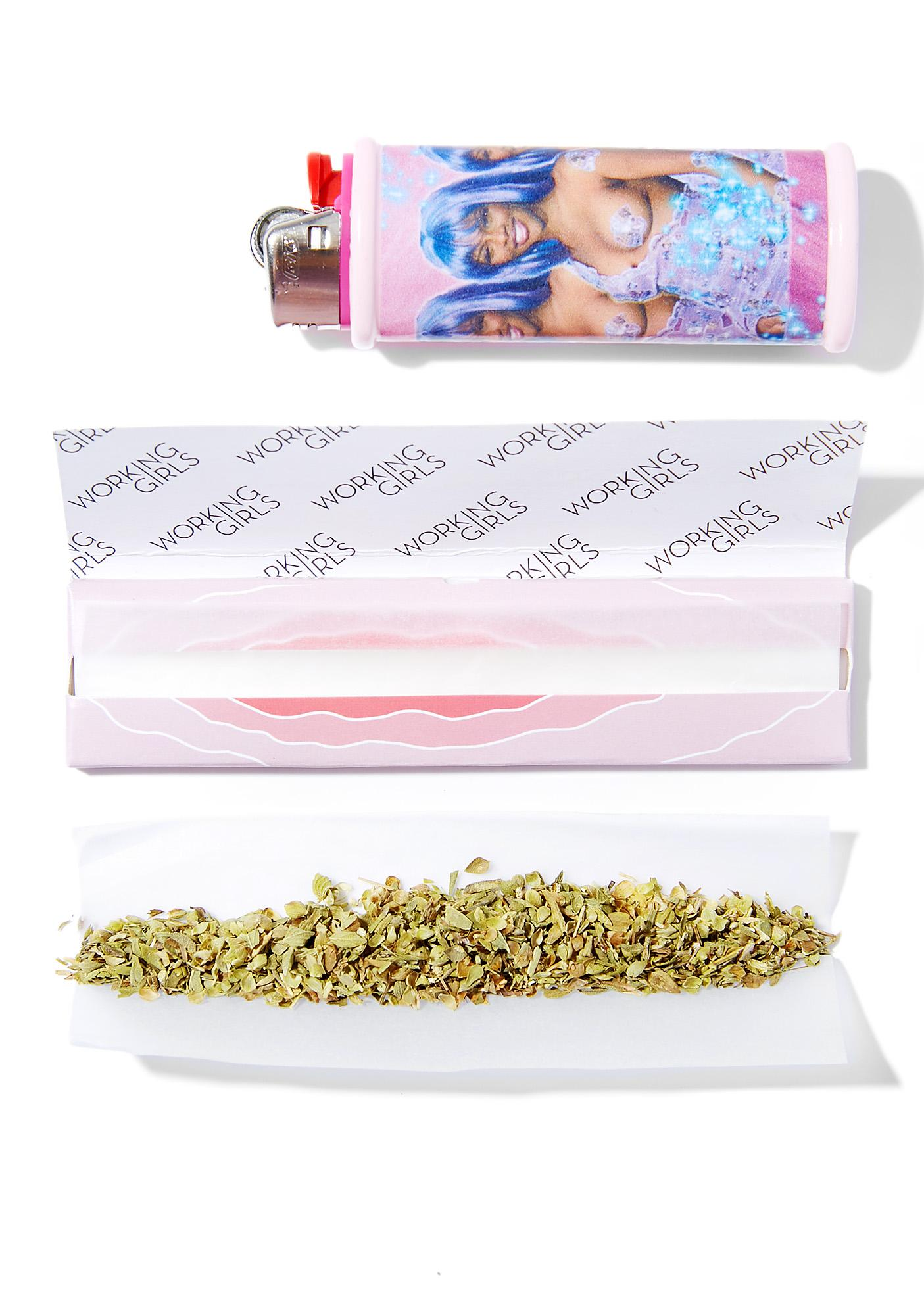 Working Girls Co Lady Fair Rolling Papers
