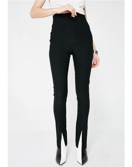 Slay Mode High Waist Pants