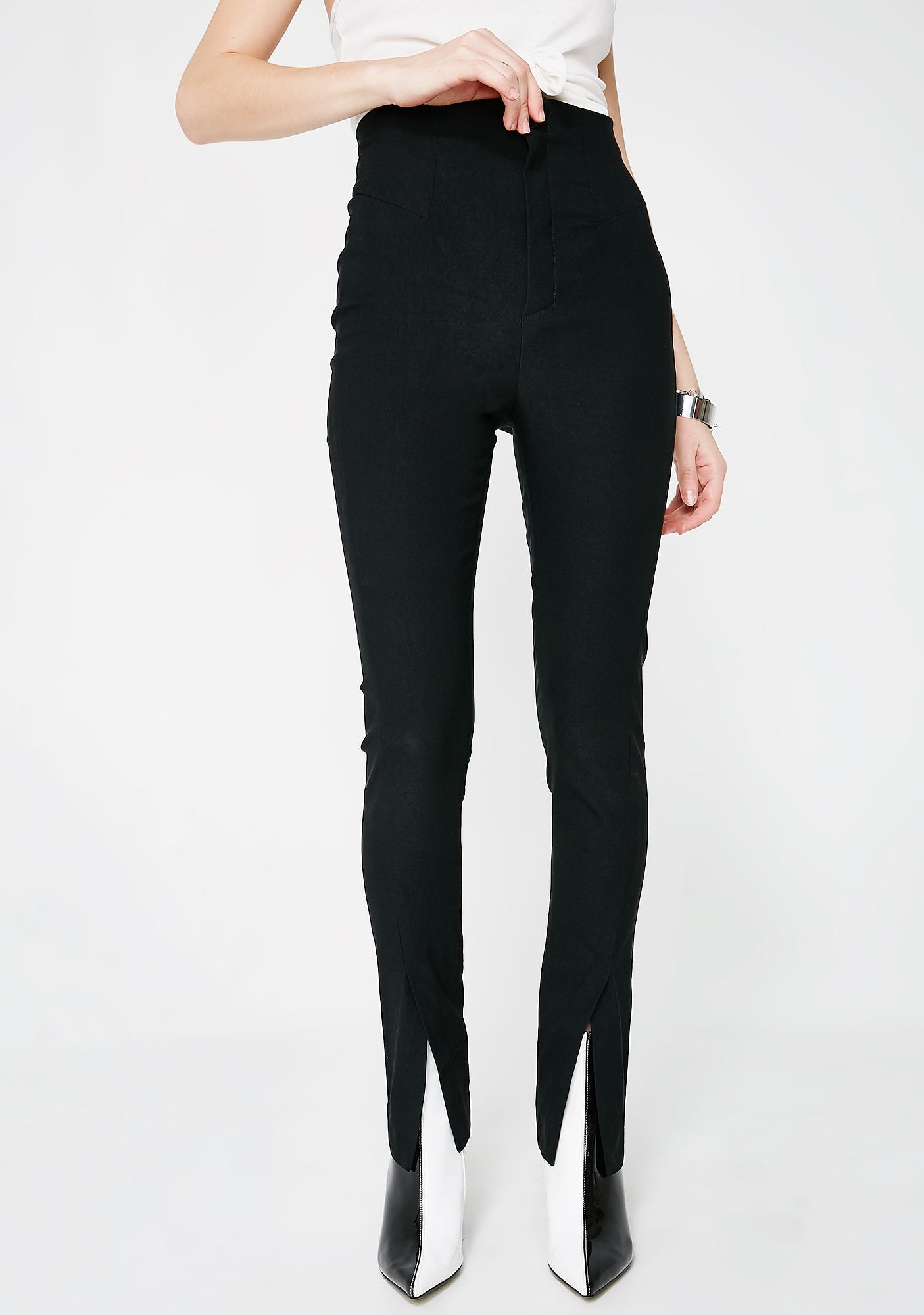 Slay Mode High Waist Pants