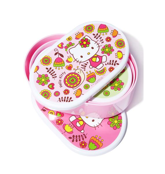 Sanrio Lunch Container